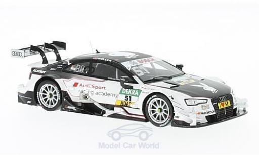 Audi RS5 DTM 1/43 Spark No.51 Sport Team Abt Sportsline Playboy 2016 N.Müller miniature