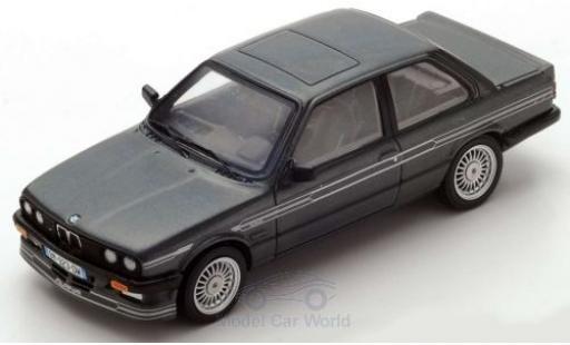 Bmw Alpina 1/43 Spark B6 3.5 (E30) métallisé grise 1986 miniature