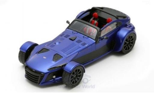 Donkervoort D8 1/18 Spark GTO-40 blue 2018 diecast model cars