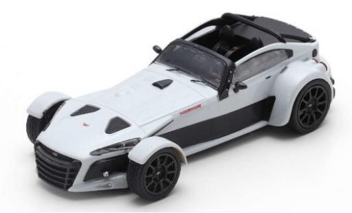 Donkervoort D8 1/43 Spark GTO-40 metallise grise 2018 miniature