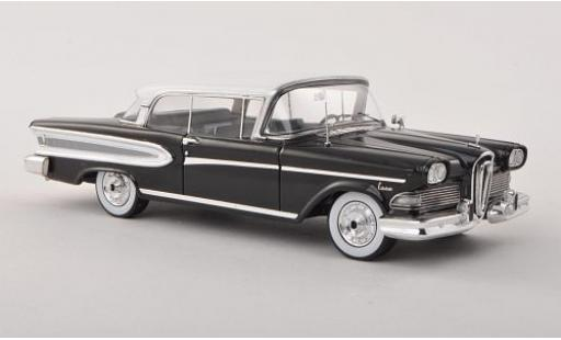 Edsel Citation 1/43 Spark 2-Door Hardtop Coupe noire/blanche 1958 miniature
