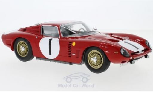 ISO Grifo 1/18 Spark A3C RHD No.1 24h Le Mans 1964 E.Berney/P.Noblet miniature
