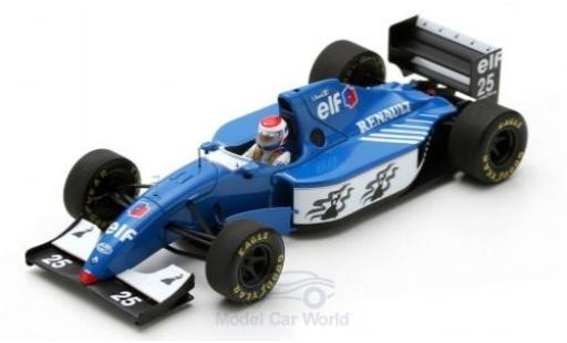 Ligier JS3 1/43 Spark 9B No.25 Formel 1 GP Deutschland 1994 E.Bernard diecast model cars