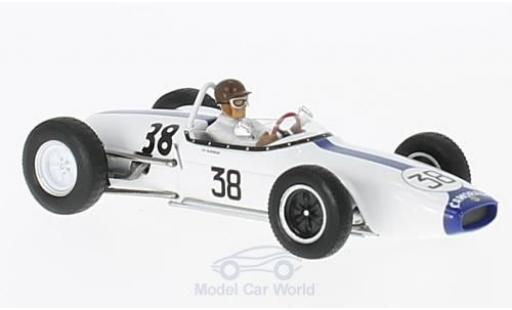 Lotus 18 1/43 Spark No.38 GP Frankreich 1961 I.Burgess miniature