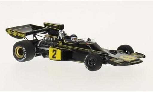 Lotus 72 1/43 Spark E No.2 John Player Special Race of Champions 1974 avec Decals J.Ickx miniature