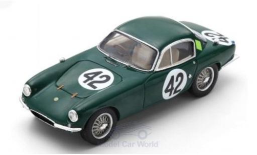 Lotus Elite 1/43 Spark RHD No.42 24h Le Mans 1959 J.Whitmore/J.Clark diecast model cars