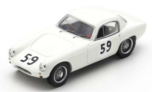 Lotus Elite 1/43 Spark RHD No.59 Brands Hatch 1958 J.Clark miniature