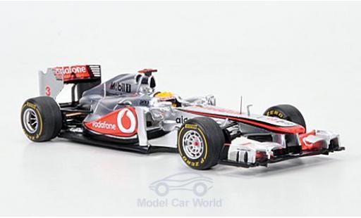 McLaren MP4-12C 1/43 Spark MP4-26 No.3 Vodafone GP Deutschland 2011 mit Decals L.Hamilton miniature