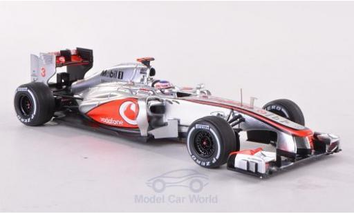 McLaren MP4-12C 1/43 Spark MP4-27 No.3 Vodafone Formel 1 GP Brasilien 2012 Decals liegen bei J.Button miniature