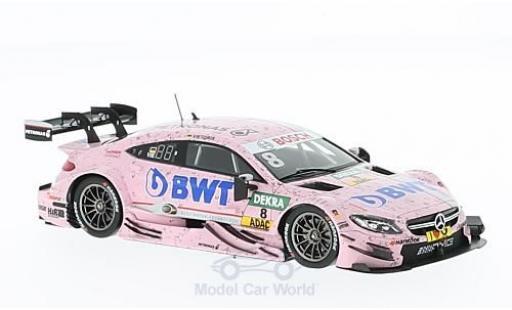 Mercedes Classe C DTM 1/43 Spark AMG C63 DTM No.8 -AMG DTM Team Mücke DTM 2016 C.Vietoris miniature