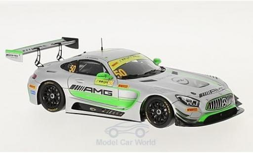 Mercedes AMG GT 1/43 Spark 3 No.50 -AMG Team Driving Academy Fia GT World Cup Macau 2017 D.Juncadella miniature