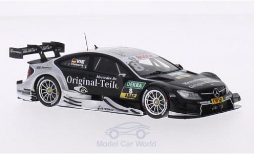 Mercedes Classe C DTM 1/43 Spark C63 AMG DTM No.8 -Benz Original-Teile DTM C.Vietoris miniature