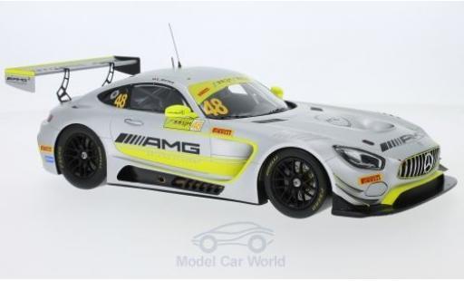 Mercedes Classe G 1/18 Spark GT3 No.48 AMG Team Driving Academy GT Cup Macau 2017 E.Mortara miniature