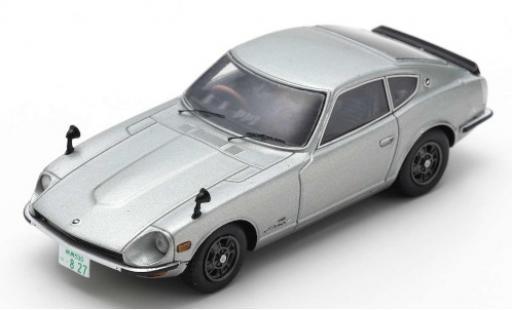 Nissan Fairlady Z 1/43 Spark 432 metallise grise RHD 1970 miniature