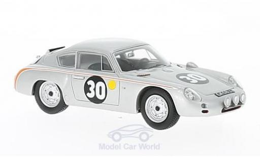 Porsche 356 A 1/43 Spark B Carrera barth No.30 System Engineering 24h Le Mans 1962 B.Pon/C.Godin de Beaufort diecast model cars