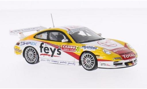 Porsche 991 GT3 1/43 Spark 911 (996) No.50 Rally Monte Carlo 2014 M.Duez/S.Vyncke miniature