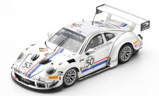 Porsche 992 GT3 1/43 Spark 911 (997) Cup MR No.50 24h Spa 2019 1969 Tribute L.Deman/S.Lemeret/M.Duez/A.Detavernier diecast model cars