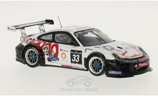 Porsche 997 GT3 R 1/43 Spark 911  GT3-R No.33 24h Spa 2012 D.Tuchbant/E.Dermont/A.Leclerc/F.Perera miniature