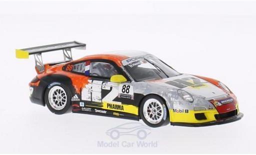 Porsche 997 SC 1/43 Spark GT3 Cup (997) No.88 Carrera Cup Paul Ricard 2013 H.Hassid miniature