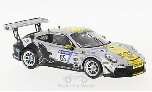 Porsche 991 SC 1/43 Spark GT3 No.65 Black Falcon Team TMD Friction 24h Nürburgring 2017 J.Bleul/S.Karg/Takis/A.Toril miniature
