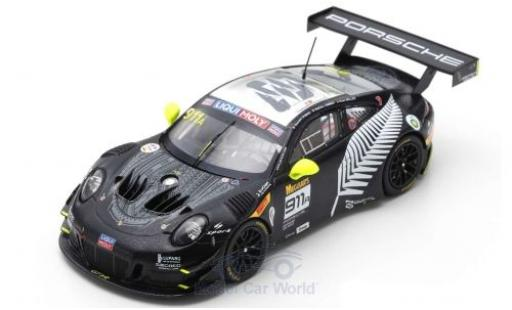 Porsche 992 GT3 R 1/43 Spark 911 No.911 EBM 12h Bathurst 2019 R.Dumas/S.Müller/M.Jaminet miniature