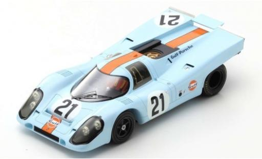 Porsche 917 1970 1/18 Spark K No.21 John Wyer Automotive Engineering 24h Le Mans P.Rodriguez/L.Kinnunen/H.Haywood miniature
