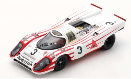 Porsche 917 1970 1/43 Spark K No.3 24h Daytona K.Ahrens Jr./V.Elford