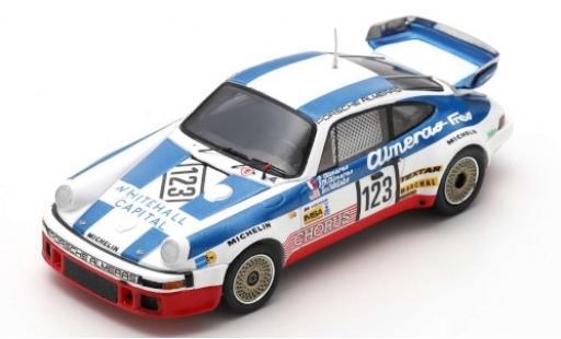 Porsche 930 1/43 Spark No.123 Almeras 24h Le Mans 1984 J-M.Almeras/J.Almeras/T.Winters