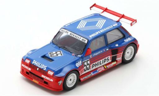 Renault 5 1/43 Spark Turbo Superproduction No. Philips 1987 J.Ragnotti