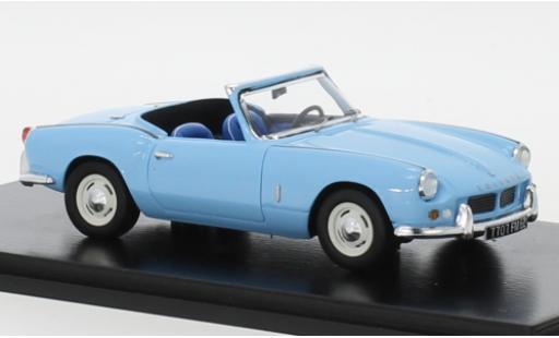 Triumph Spitfire 1/43 Spark 4 MK2 azul 1965 coche miniatura