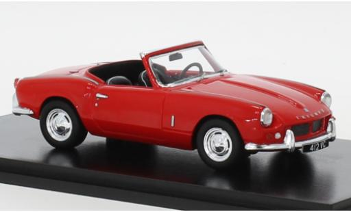 Triumph Spitfire 1/43 Spark 4 red 1962 diecast model cars