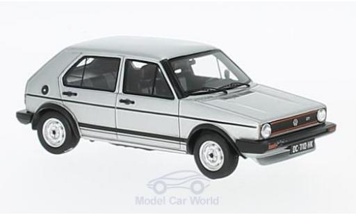 Volkswagen Golf V 1/43 Spark I GTI grey 1982 diecast model cars