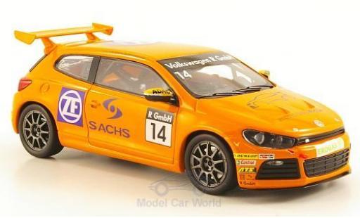 Volkswagen Scirocco R-Cup 1/43 Spark R-Cup No.14 Sachs diecast