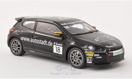 Volkswagen Scirocco R-Cup 1/43 Spark R-Cup No.18 Autostadt R-Cup diecast