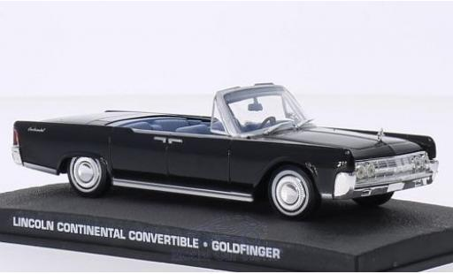 Lincoln Continental 1/43 SpecialC 007 Convertible James Bond 007 Goldfinger ohne Vitrine modellautos