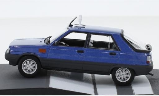 Renault 11 1/43 SpecialC 007 bleue James Bond 007 sans figurine Im Angesicht desTodes sans Vitrine miniature