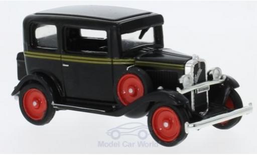Fiat 508 1/43 SpecialC 108 Balilla noire 1932 miniature