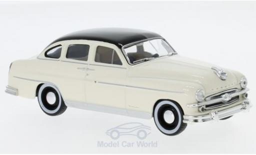 Ford Vedette 1/43 SpecialC 108 Vendome beige/negro miniatura