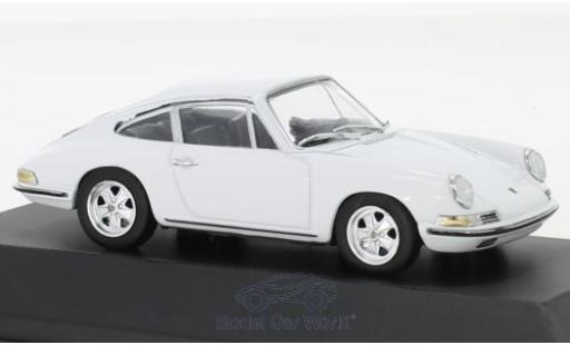 Porsche 911 1/43 SpecialC 111 S blanche 1967 Collection miniature