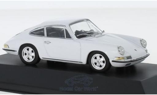 Porsche 911 1/43 SpecialC 111 S blanche 1967 Collection ohne Vitrine