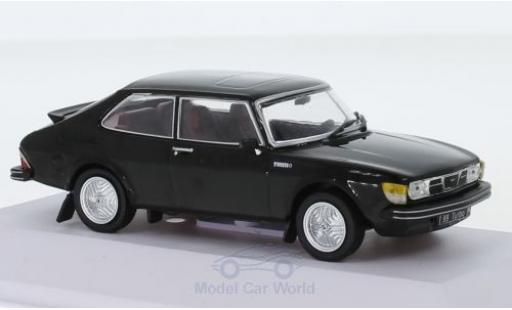Saab 99 1/43 SpecialC 113 Turbo Combi Coupe noire 1977 miniature