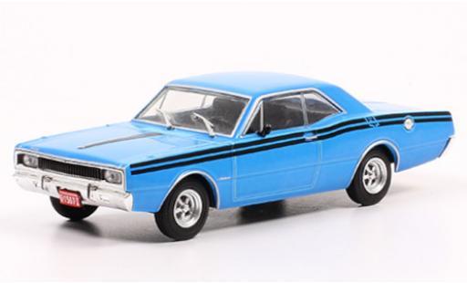 Dodge Polara 1/43 SpecialC 120 RT bleue/noire 1974 miniature
