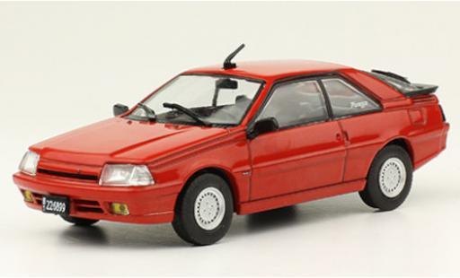 Renault Fuego 1/43 SpecialC 120 GTA Max rouge 1991 miniature