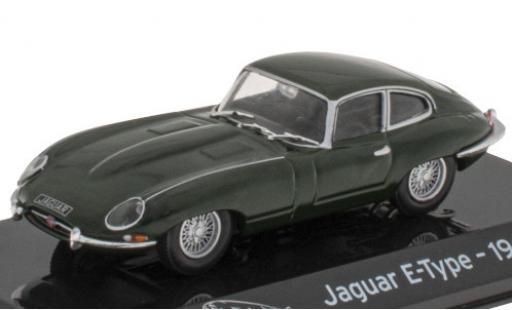 Jaguar E-Type 1/43 SpecialC 121 Series I verte 1961 miniature
