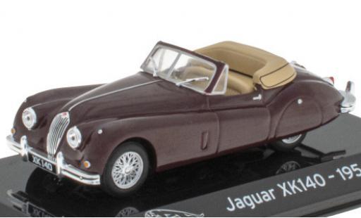Jaguar XK 1/43 SpecialC 121 140 rouge 1954