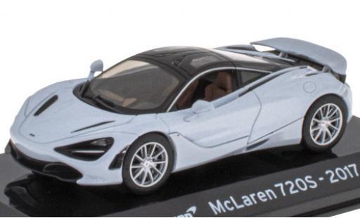 McLaren 720 1/43 SpecialC 121 S metallise grey 2017 diecast model cars