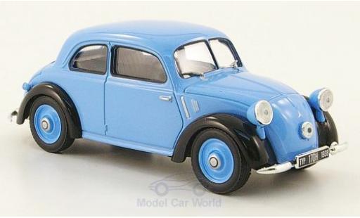 Mercedes 170 1/43 SpecialC 16 H (W28) bleue 1938 ohne Vitrine miniature