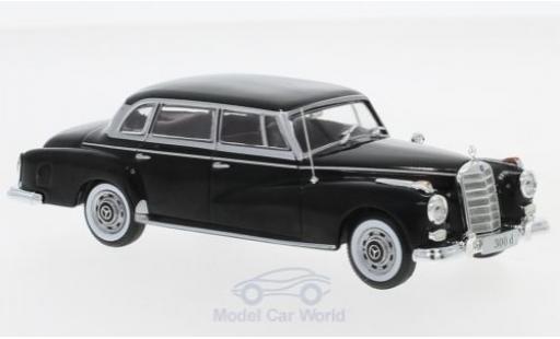 Mercedes 300 1/43 SpecialC 16 d (W189) noire 1957 ohne Vitrine