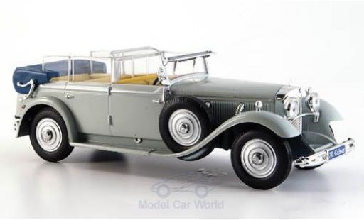 Mercedes 770 1/43 SpecialC 16 Cabriolet F grey RHD 1930 ohne Vitrine diecast