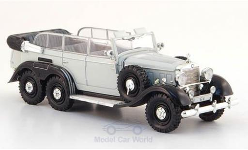 Mercedes Classe G 1/43 SpecialC 16 G 4 grise 1938 ohne Vitrine miniature